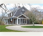 EAST HAMPTON HISTORIC EGYPT LANE SHINGLE STYLE HOME