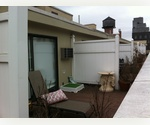 Newly Renovated Luxury DUPLEX 1 Bedroom Apt. W/ TERRACE In 24hr Service Elevator Bldg * SOHO