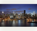 HEART of LONG ISLAND CITY - 2 BEDROOM, 1,100 SQ/F. Spectacular East River Views, Brand New Apt/Bldg -
