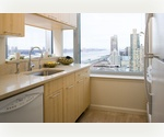 Midtown / Upper West Side One Bed, One Bath. Great Closet Space. Blocks from Dewitt Clinton Park, Hudson River. No Broker Fee / 1 Month Free for Immediate Occupancy