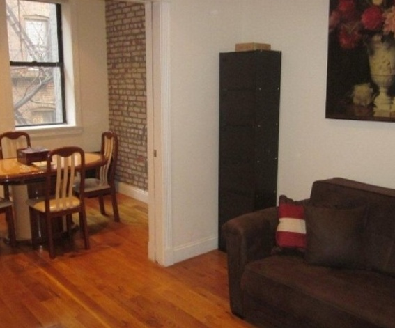 Exposed brick One Bedroom on the Upper East Side with W/D.