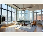 The most spectacular penthouse in Long Island City is now on the market. 3 beds/4 baths with private terrace & balcony. Direct water & city panoramic views. Simply magnificent!!