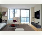 High-Rise 2 Bedroom, 2 Bathroom with Private Balcony in the Heart of Midtown West!