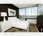 Long Island City: 1 Bedroom 1 Bath. Condo-style Finishes. River and City Views. No Broker Fee.