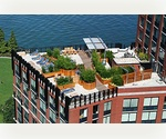 TriBeCa  Penthouse 2 bedroom/2 bath apartment with Hudson River views for $7,350