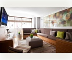 High End Luxury Studio in Chelsea with Separate Kitchen and Condo Finishes