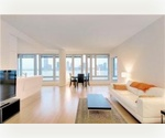 *No Broker Fee* Magnificent Three Bedrooms w/Balcony in the Heavenly Battery Park City Neighborhood