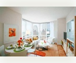 TriBeCa – Prime 1 bedroom/1 bath apartment in full-service building for $3,595