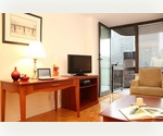 Midtown West – Renovated 1 bedroom/1 bath with 3 walk-in-closets and balcony for $3,550