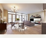 1530sqft Two-bedroom, Three-bath in Prime Chelsea Residence