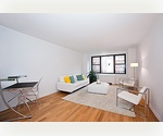 RENOVATED SPACIOUSE ONE BEDROOM WITH NO BOARD APPROVAL IN UNION SQURE FOR RENT